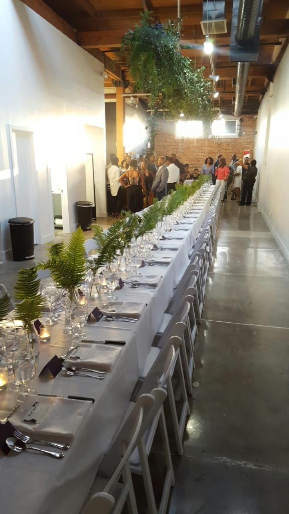 Ronin Art House is ideal for intimate dinners and wedding receptions.