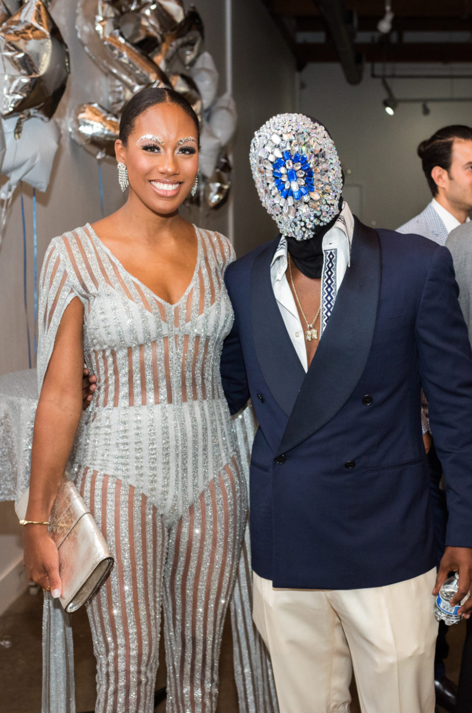 This Met Gala themed was by far one of our favorite private parties hosted at Ronin. Houston blogger Kara pulled out all the stops for this beautiful event. See more here,  http://www.commonpolished.com/my-met-gala-birthday/