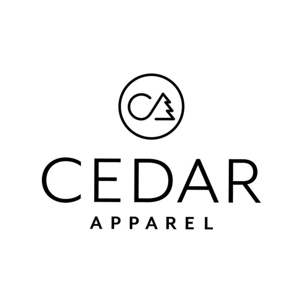 Cedar Apparel  , Environmentally friendly clothing with minimalistic designs for urban explorers. *Freelance