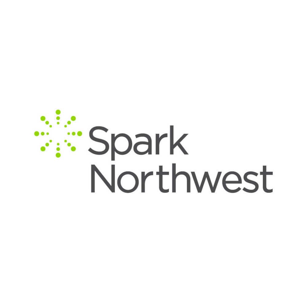 Spark Northwest,     Spark Northwest accelerates the shift to clean energy one community at a time.  *Gravity Creative