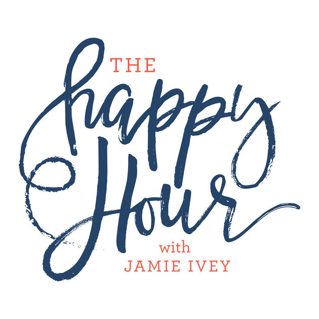 The Happy Hour with Jamie Ivey    The Happy Hour Podcast is hosted by Jamie Ivey, and each week she brings a guest to the show. During the happy hour they will discuss anything and everything just as if you were around the table with your own girlfriends. Jamie loves to connect with women and encourage them as they journey through life. These conversations will make you laugh and cry all in one. The Happy Hour will be something you look forward to each week. You will be encouraged as you listen to other women talk about the simplest things in life to the grandest. Grab a cup of coffee and enjoy the conversation!