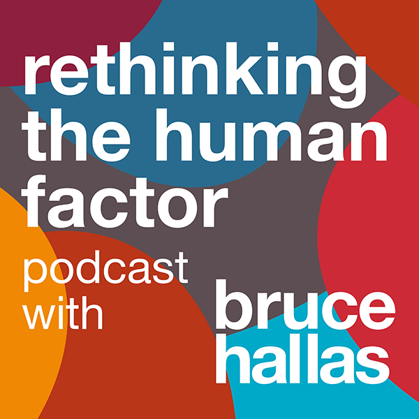 Re-thinking the Human Factor    A podcast for information security professionals, where we will be asking our guests to share thoughts and insights on security awareness, behaviour and culture. Our guests come, predominately, from outside of the security industry. They all specialise in elements of awareness, behaviour and culture, or they have effectively tackled similar challenges, in their own industry or careers. The one thing that unites them all is their willingness to share their experience in the hope it might give our audience food for thought.