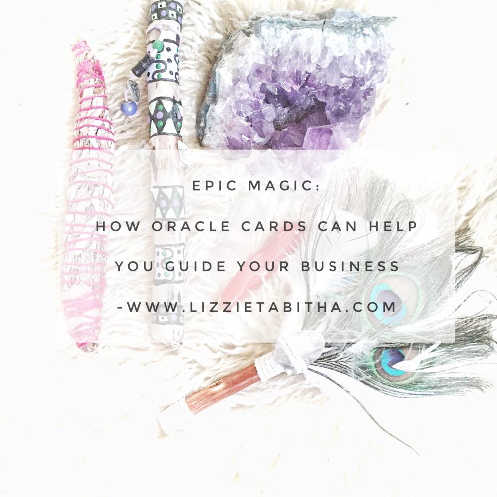 epic magic oracle