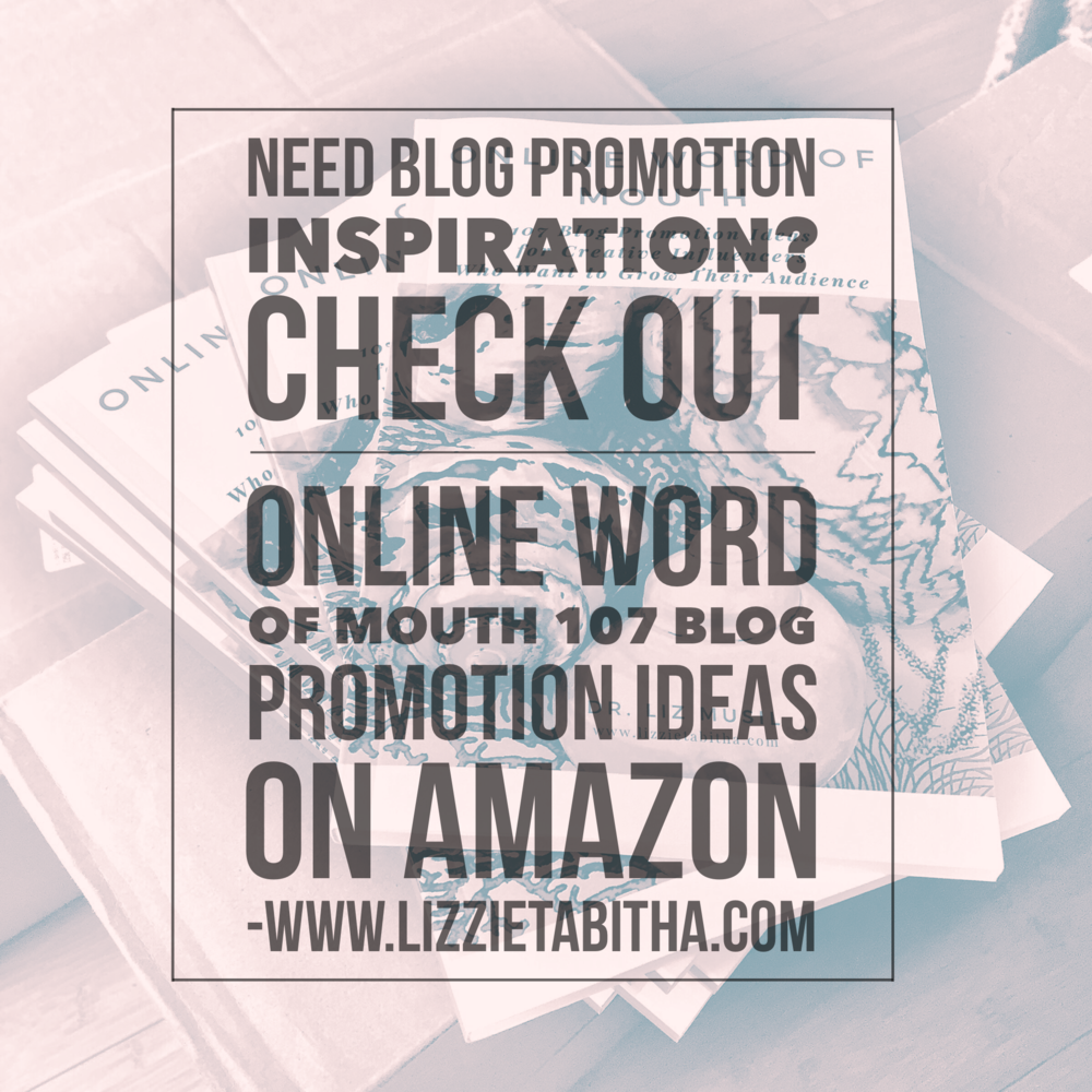 Online Word of Mouth Blog Promotion Book
