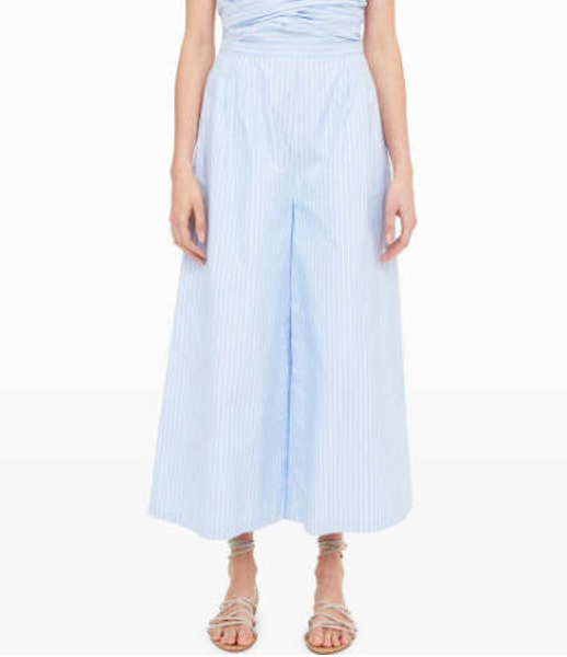 Club Monaco MDS Stripes Culottes $319.00