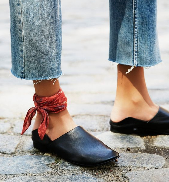 or your ankle - Source: Free People