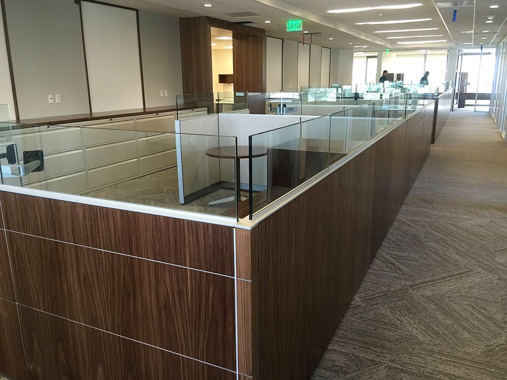 Advanced Installation Services Is The Leader For High Quality Value Office Furniture In California We Can Handle Any Job From
