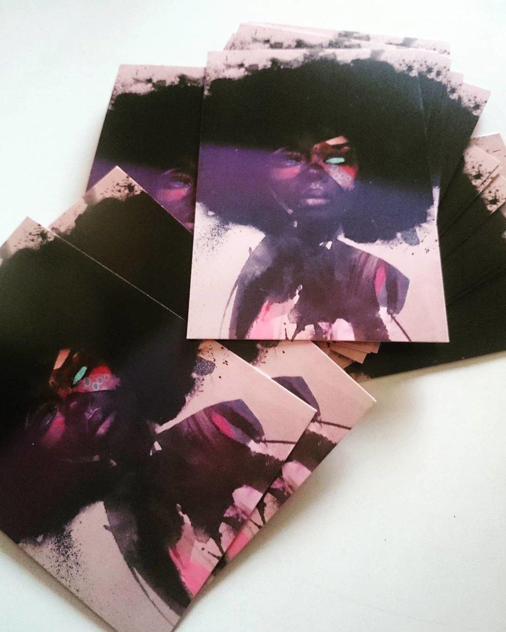 Postcards by Avant Card.