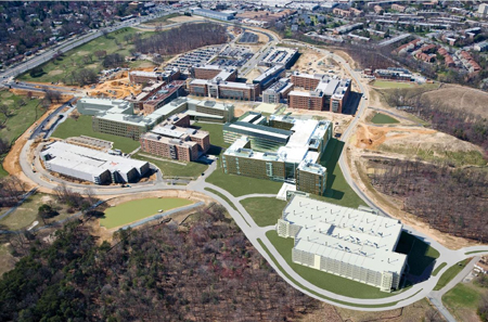 FDA White Oak Campus - Aerial View