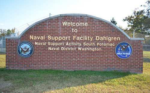 Dahlgren Naval Base