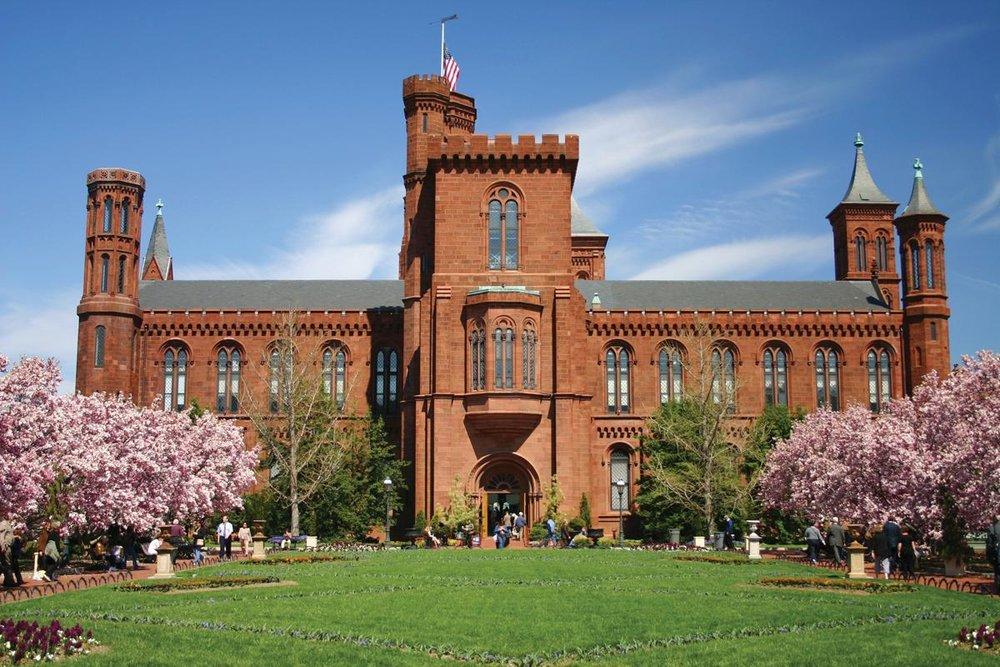 Smithsonian Csatle