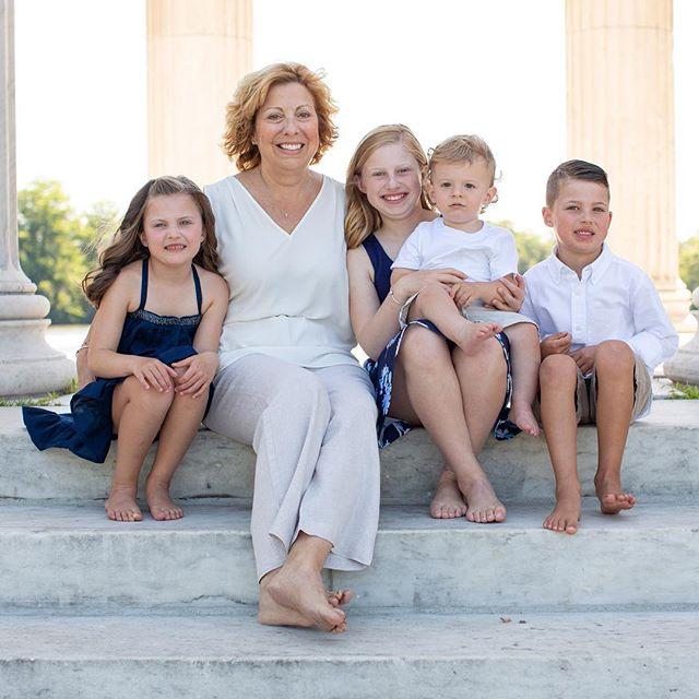 Grammy's crew! #spmillsphotography #rifamilyphotography #rifamilyphotographer #riphotographer