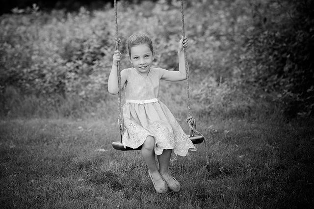 Swinging on a summer night. Nothing quite like it! #spmillsphotography #rifamilyphotographer #rifamilyphotography #summertime