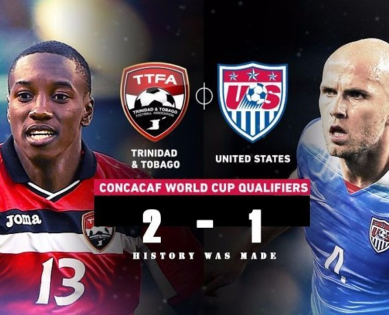 TNT trumps USA Revenge is a pelau best served 28 years later...with rellll pepper 💥 #noworldcupforwenoworldcupforyou #Headhunters #davidvsgoliath #socawarriors 🤣🤣🤣