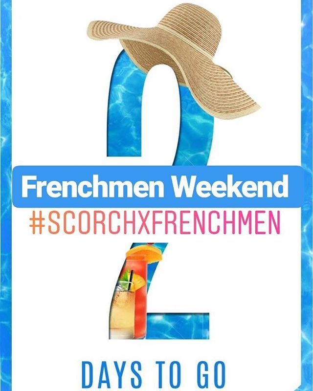 To the Trinis that going across to Jamrock for Frenchmen Weekend.  Check list  Passport ✔ No liquids in your carry on ✔ T&T flag ✔ Frenchmen Weekend pass ✔ A travel buddy ✔