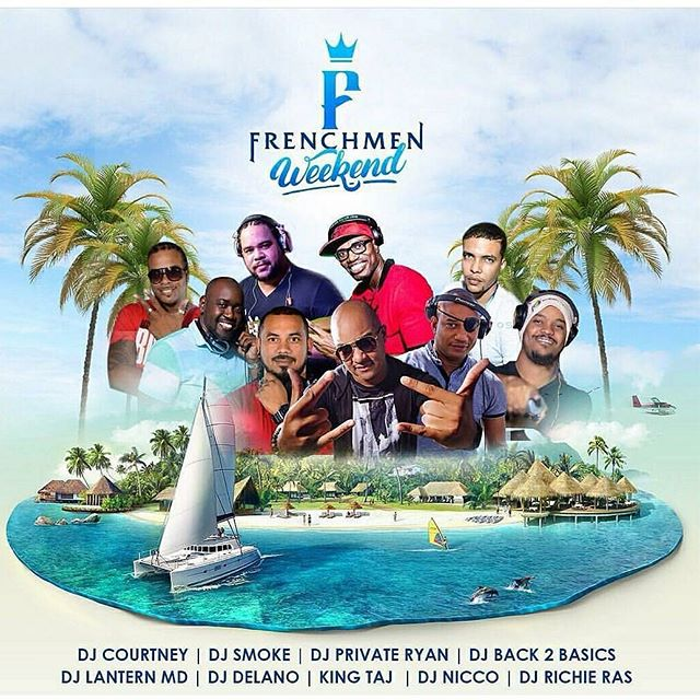 JAMAICA!!!!! The Scorch team has landed! Frenchmen weekend in full effect! @scorchjamaica @scorchmag @frenchmenparty  #scorchdawg  #frenchmenweekend