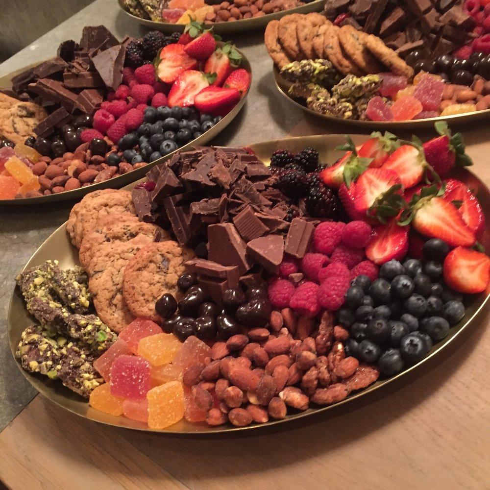 Dessert Share Plates