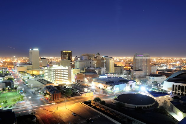 HOTELS AT DOWNTOWN EL PASO