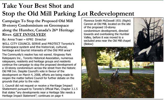 2008 Fall Newsletter