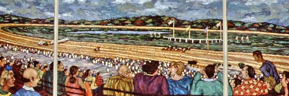 Racetrack: the bets are in