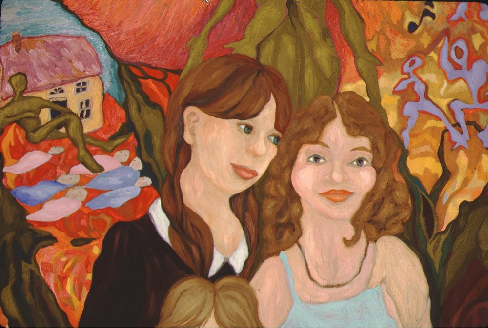 detail, Three Sisters: futures and potential