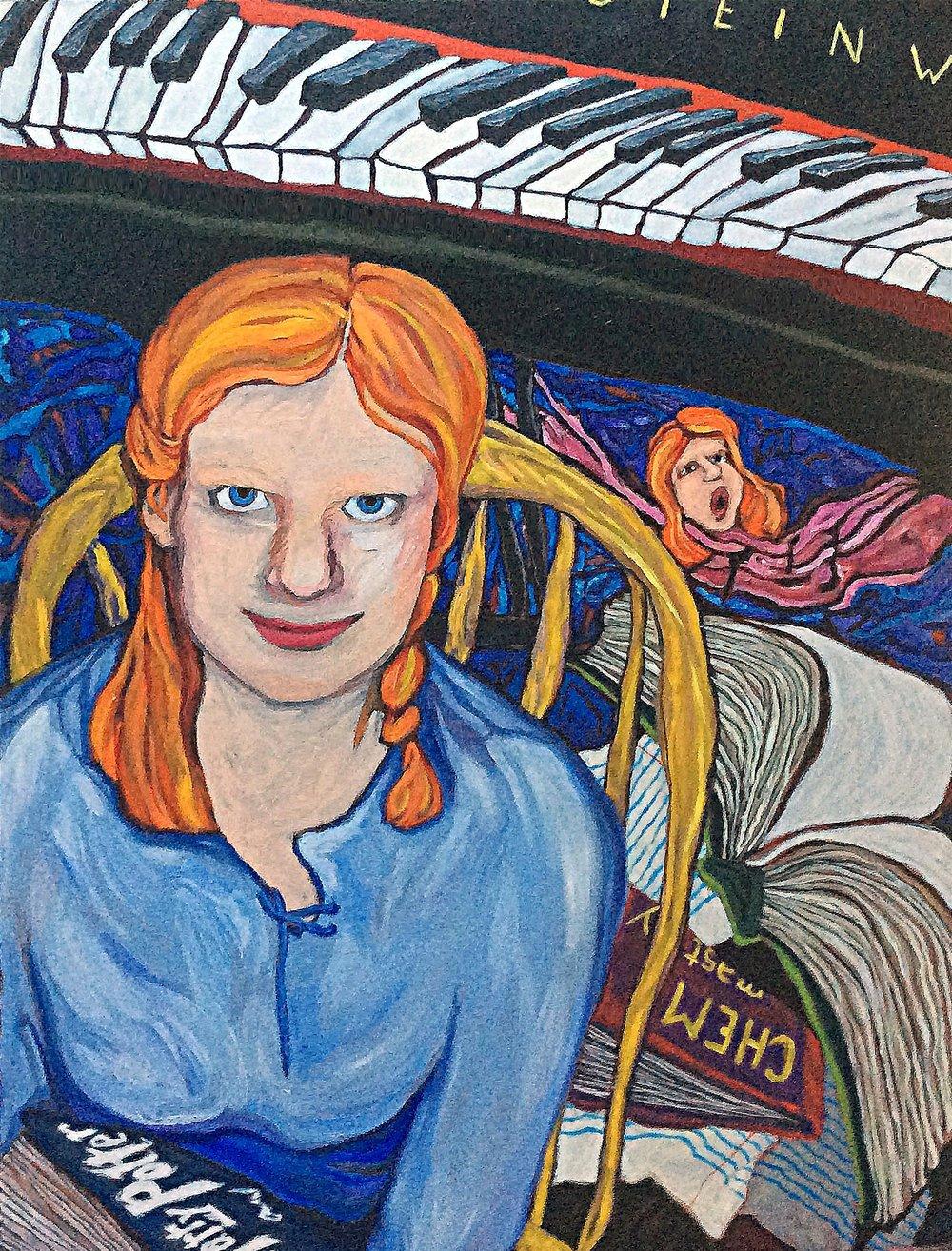 Linns: the pianist