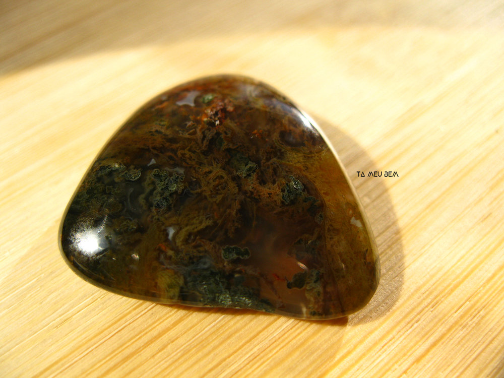 Moss Agate is unreal.