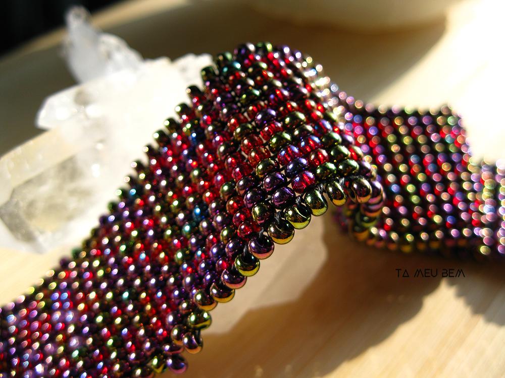 Crown Chakra Ta Meu Bem seed beads jewelry.JPG