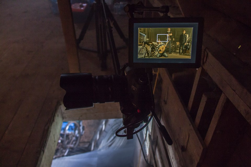 Our setup for Broadways Easter Video Teaser.