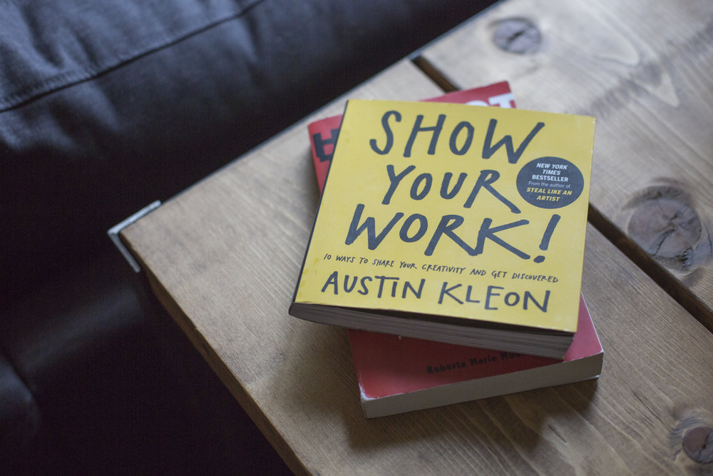 Show Your Work - Jan 12