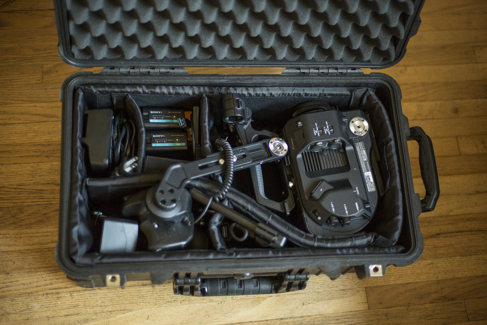 FS7 Packed