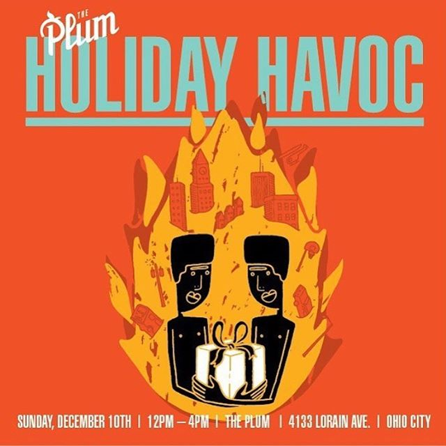 Today at @theplumcleveland - local artists, holiday gifts, and more!