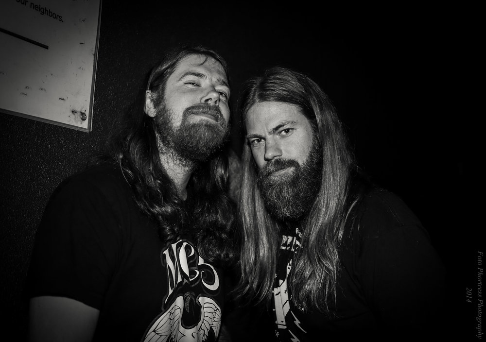 Trent Jacobs and Gregg Emley of Holy Grove