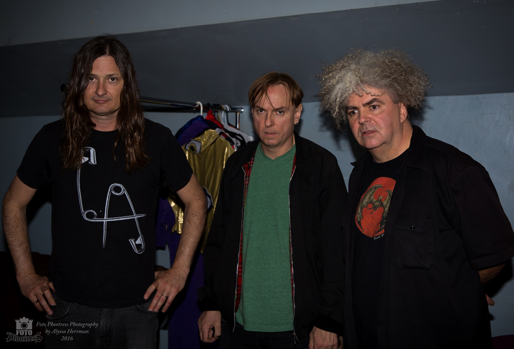 (the) Melvins // Backstage // Portland, OR