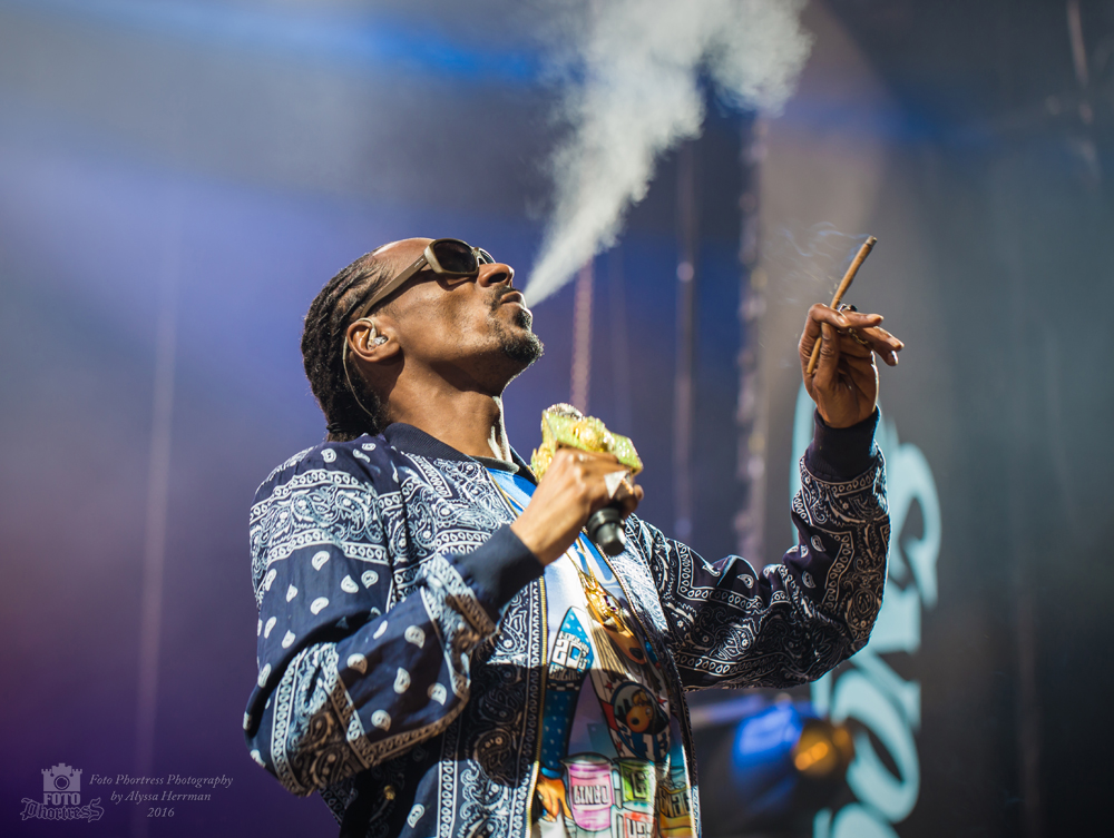 Snoop Dogg // Ridgefield, WA