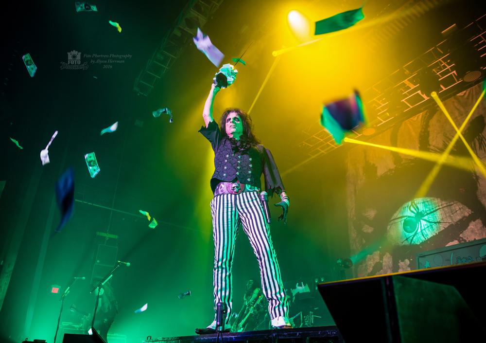 Alice Cooper // Psycho Las Vegas