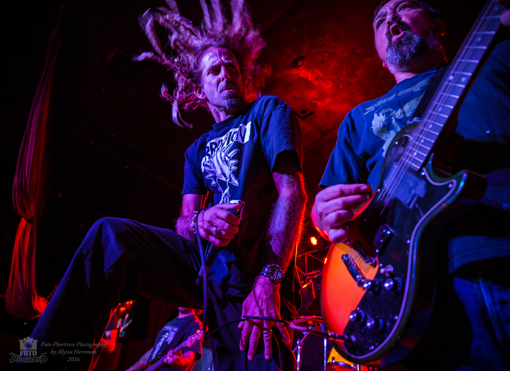 Eyehategod with Randy Blythe // Portland, OR