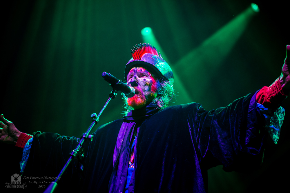 The Crazy World of Arthur Brown // Psycho Las Vegas