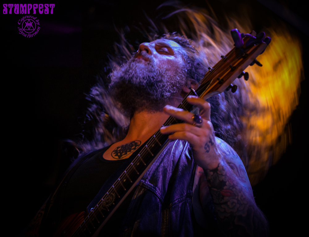 Mike Scheidt // Yob // Stumpfest V