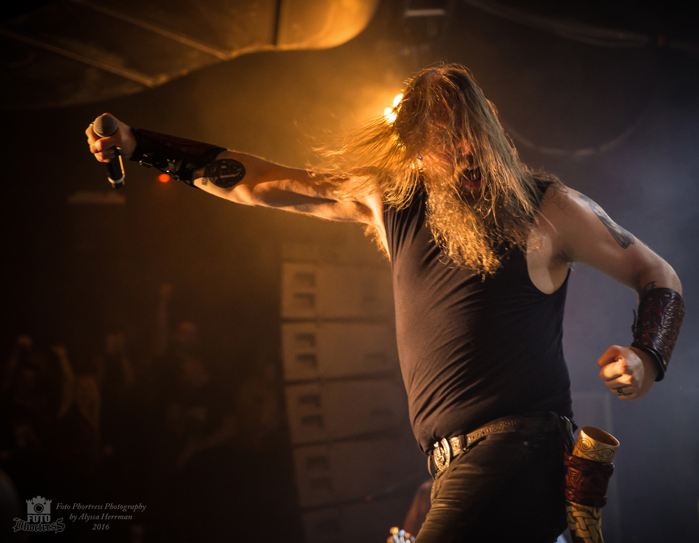 Amon Amarth // Portland, OR