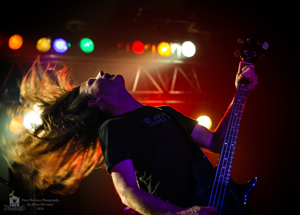 Steven McDonald // (the) Melvins // Portland, OR