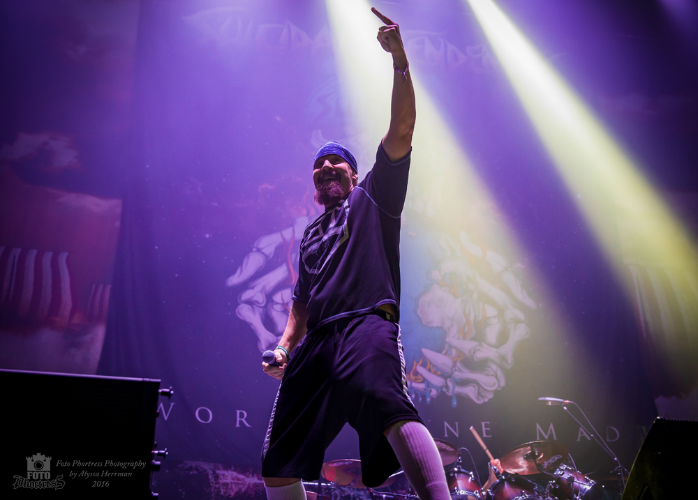 Suicidal Tendencies // Eugene, OR