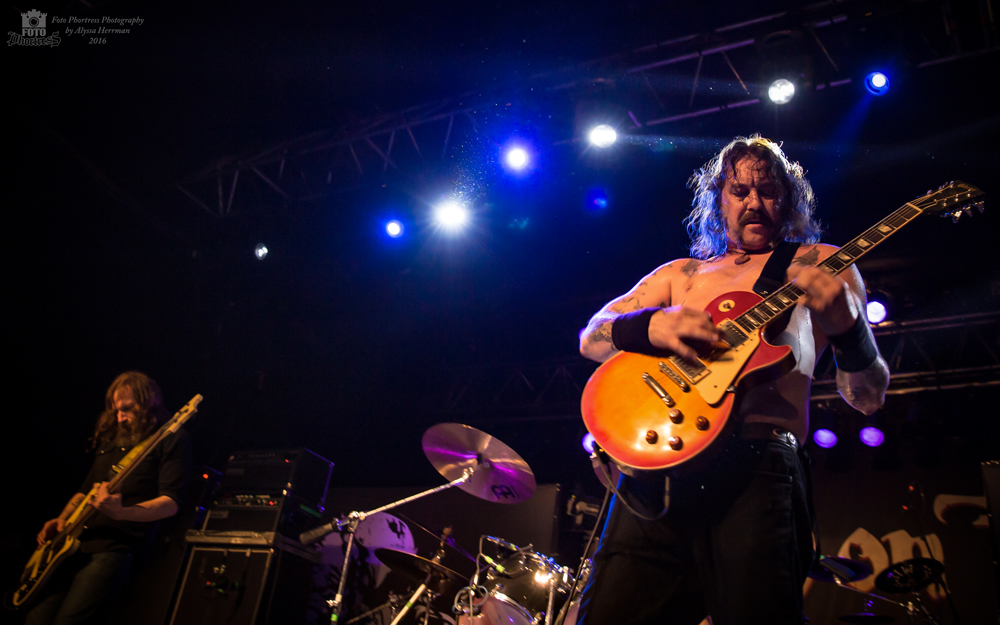 High on Fire // Decibel Magazine Tour 2016
