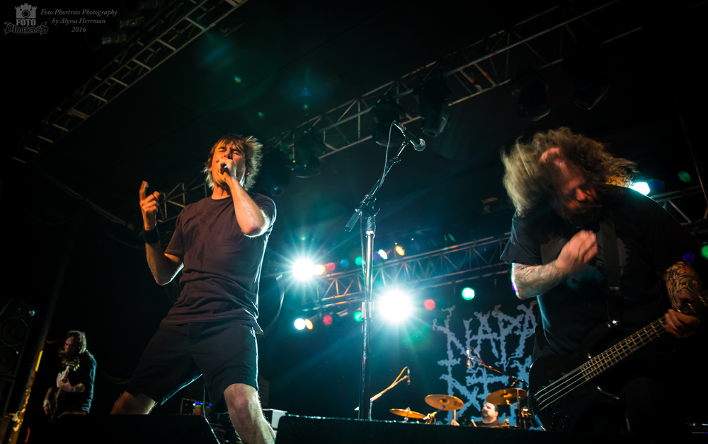 Napalm Death // Portland, OR