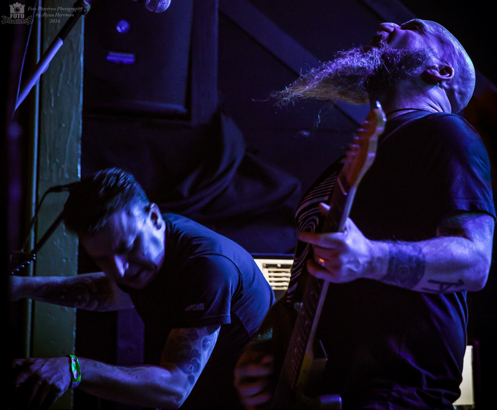 Steve Von Till and Noah Landis // Neurosis // Portland, OR