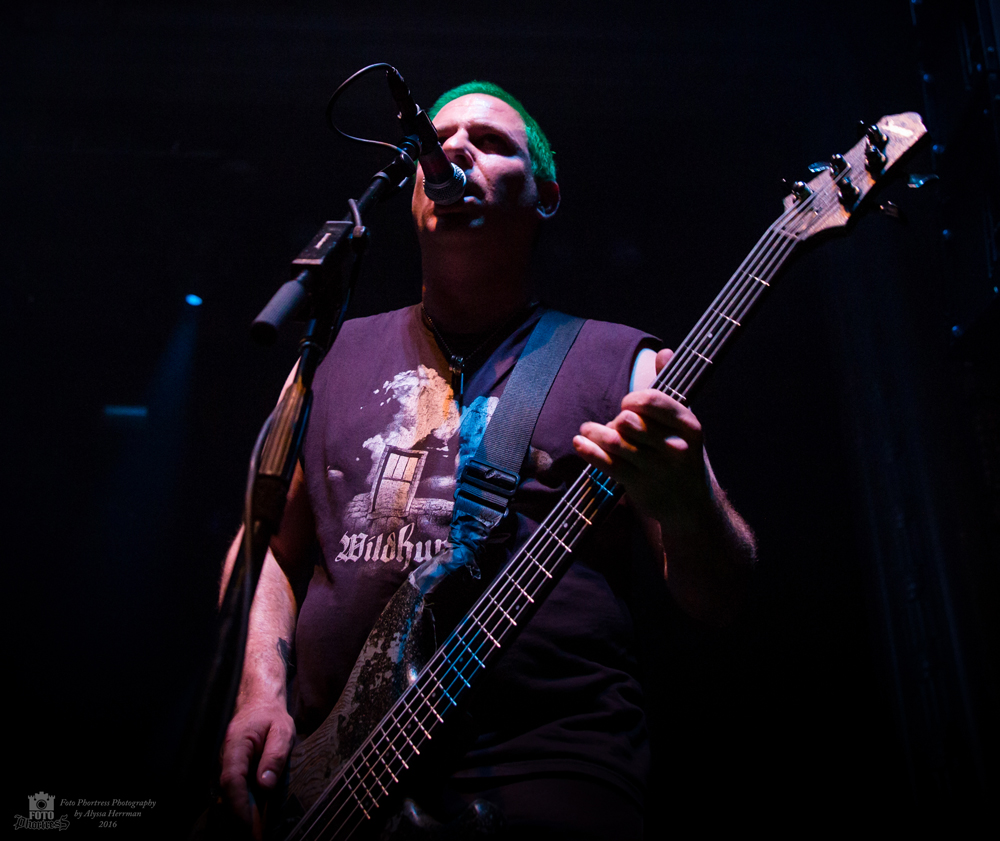Dave Edwardson // Neurosis 30th Anniversary
