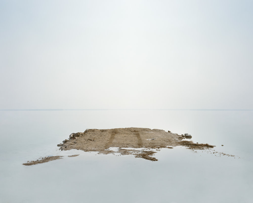 """The Dead Sea"" , 2013 Archival pigment print, 16""x20""  Courtesy Yoav Friedlander & Carrie Able Gallery"