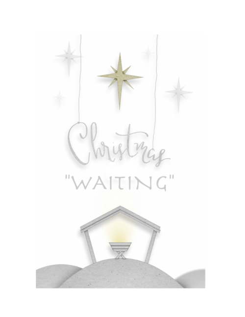 "Advent  - December 2  ""I don't Like Waiting""Key Passage: Luke 2:22-38Key Idea: We wait a lot in life; even wait on God. In the midst of our waiting, Advent reminds us that Jesus is there. ""Waiting"" can teach us about God, others and ourselves.Jesus is present in our painful circumstancesWhile waiting, 3 questions to ponder:• What can I learn about God?• What can I learn about others?• What can I learn about myself?How you feel about waiting depends mostly on WHAT you're waiting for.""You must ruthlessly eliminate hurry from your life."" Dallas WillardDecember 9 ""Waiting in Wonder""Sermon Powerpoint"
