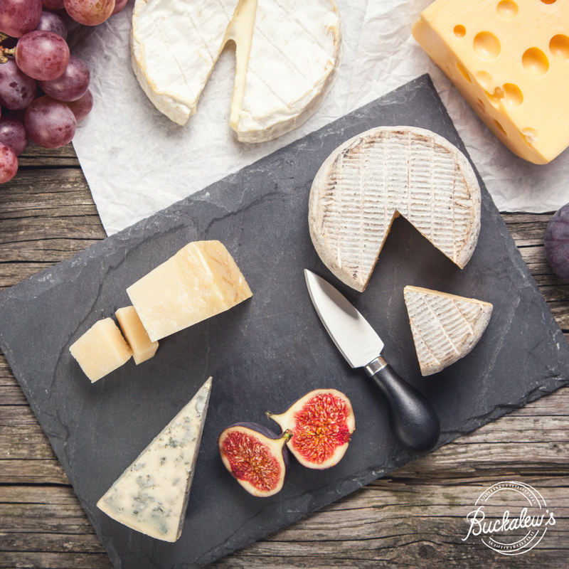 Now offering local cheese!