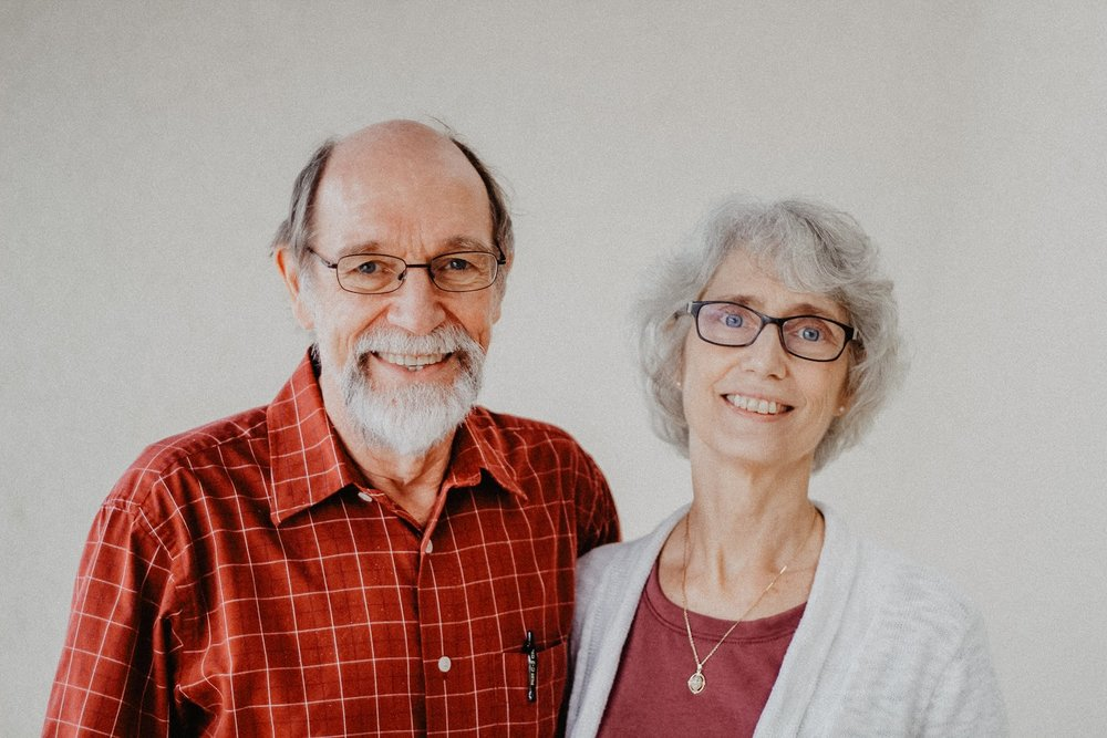 "- JIM & CHERYL ROHRBAUGHA love of nature and adventure brought Jim and Cheryl together back in 1982. Since then the phrase ""together is better"" has been true. They enjoy spending time together, whether spending time with one of their 3 children and grandchildren, working, playing or serving. Family is very important to them, and they include their group at Providence as an extension of their family!"
